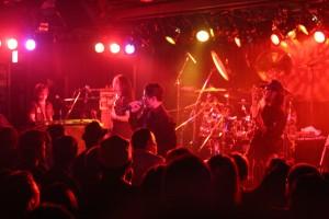 紫ライブin東京2009 下北沢GARDEN