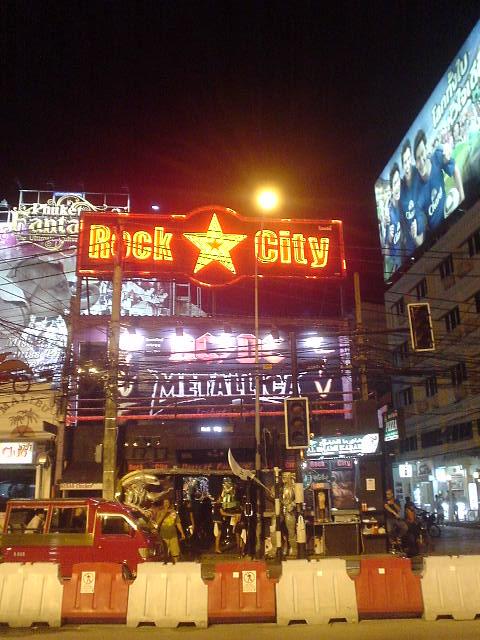RockCity タイ