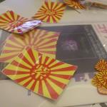 紫ライブ(9月23日渋谷O-EAST)チケット発送完了(第1便)