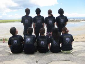 紫 Tシャツ 紫社長!&Family
